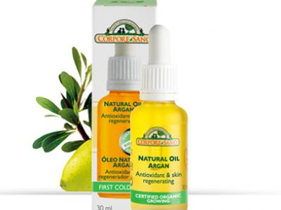 natural argain oil
